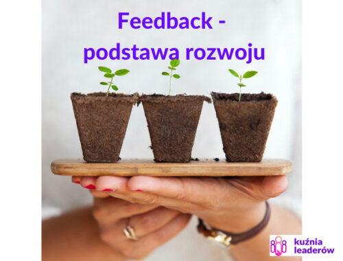 Feedback podstawa rozwoju